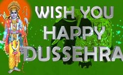 Wishing You All A Very Happy Dussera